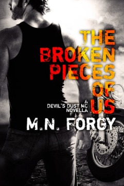 The Broken Pieces of Us front