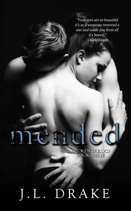 Mended- J.L.Drake-cover