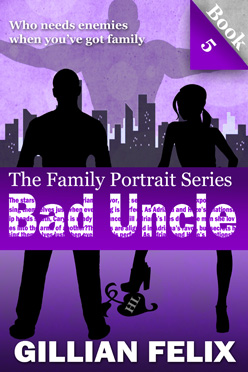 Bad Uncle book cover