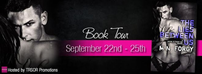 the lies between us book tour