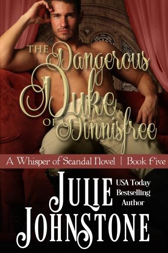 The Dangerous Duke of Dinnisfree Cover