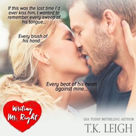 Writing Mr. Right Teaser 7