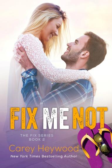 Fix Me Not Ebook Cover