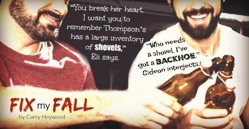 Fix My Fall Teaser 2